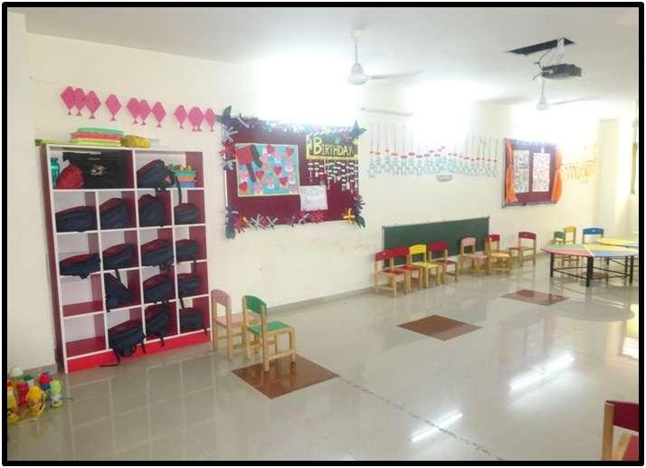 Pre Priamry class room