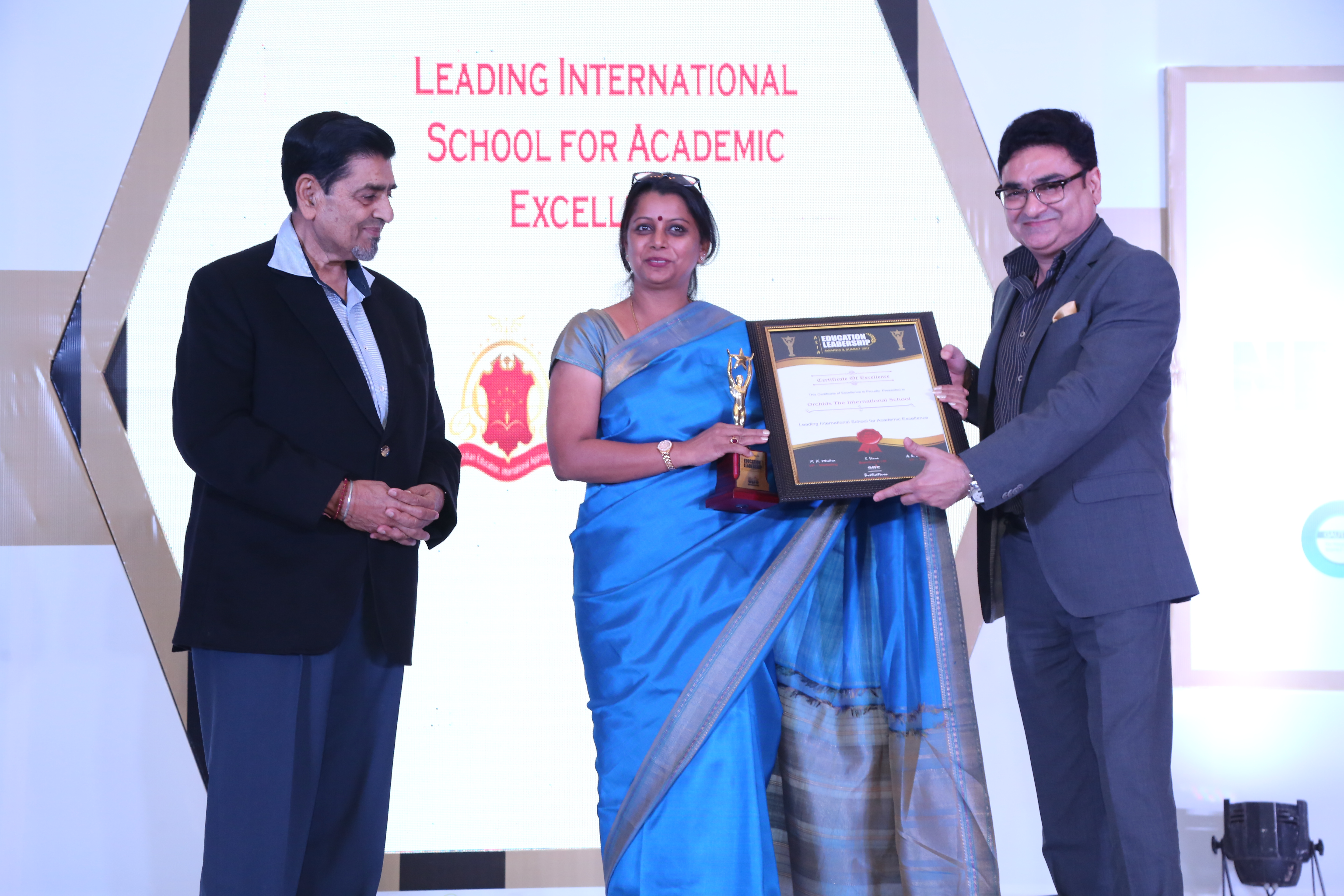 leading international school for academic excellence