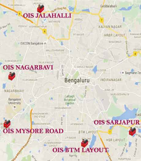 Orchids International Schools in Bangalore