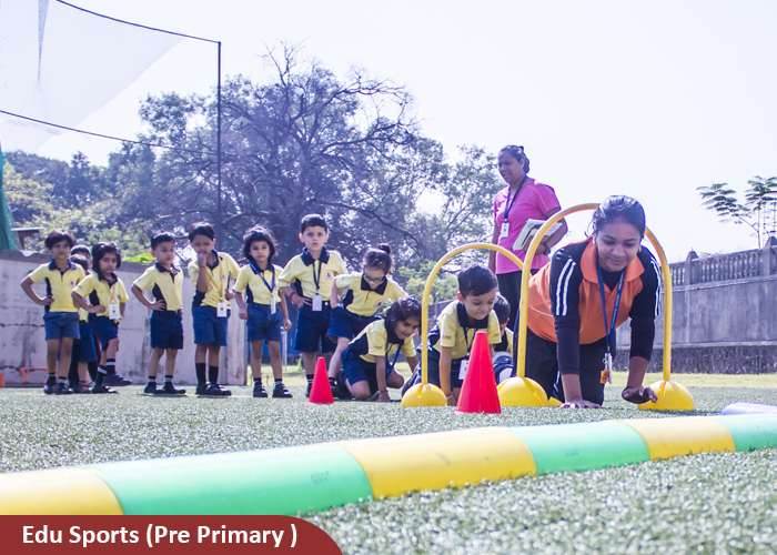Edu Sports for Pre Primary