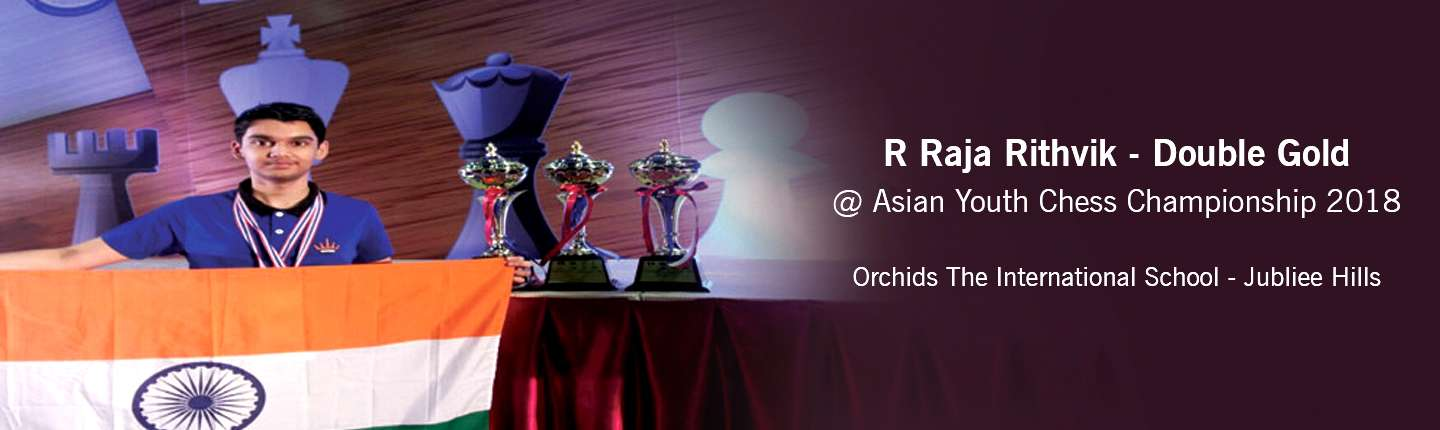 Asain Youth Championship - Orchids International School Student Achievement