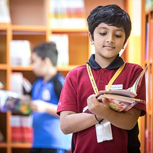 Libray Programme - Best International Schools in Vikhroli, Mumbai