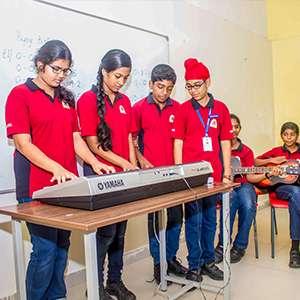 kolkata school extracurricular activities