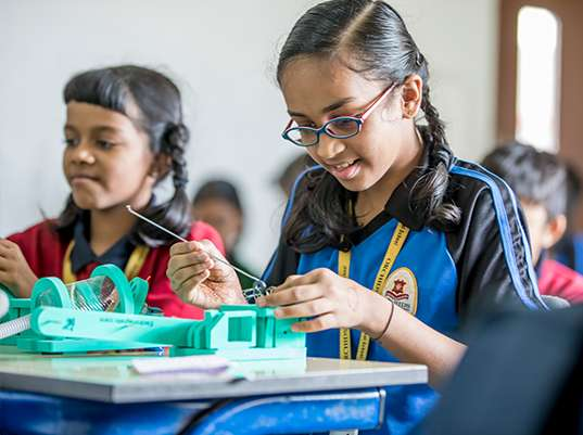 Hands On Learning - Best International Schools in Vikhroli, Mumbai