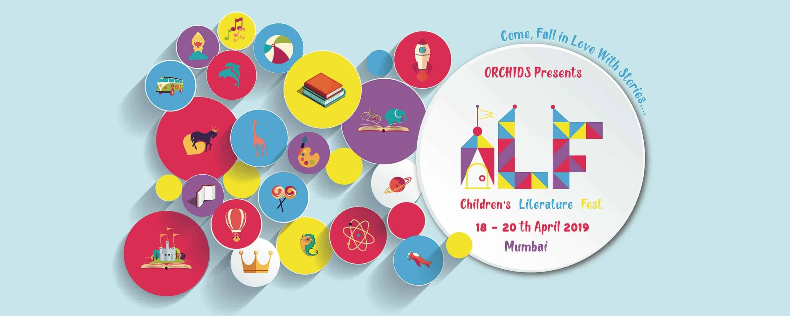 Orchids Literary Fest Mumbai