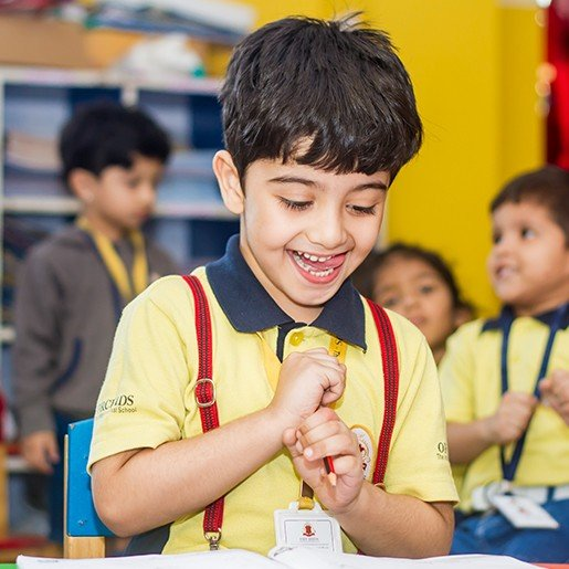 PlaySchool & Primary Curriculum at Mumbai School