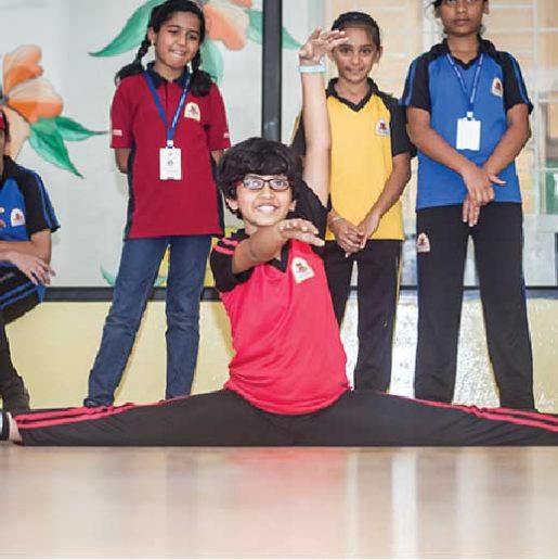 PlaySchool & Primary Curriculum at Mumbai School