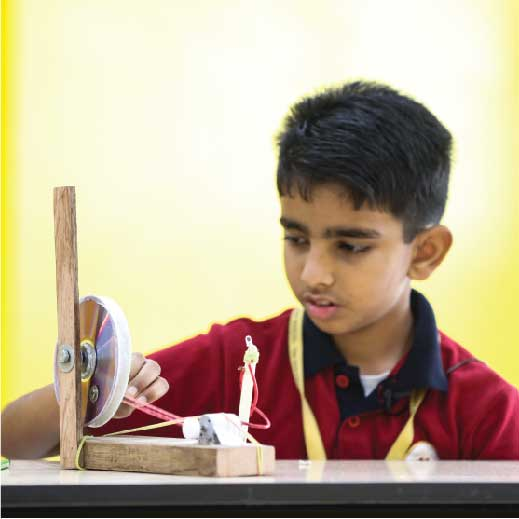 Secondary Curriculum at Mumbai School