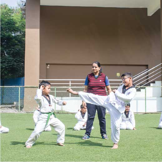 Sports at Mumbai School