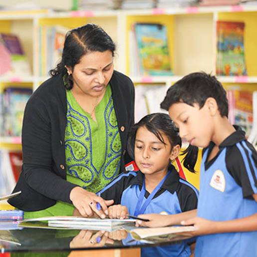 Primary Curriculum at Mumbai School
