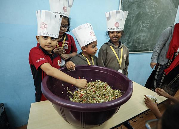 Importance of Nutrition in Kids Development