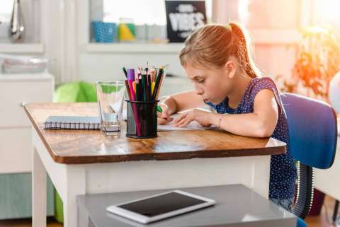 Tips to Help Your Child Get and Stay Organized