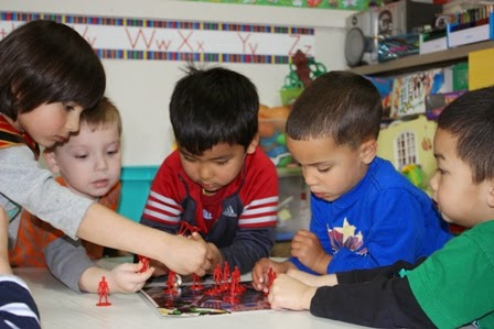 Strategies For Collaborative Learning in the Classroom