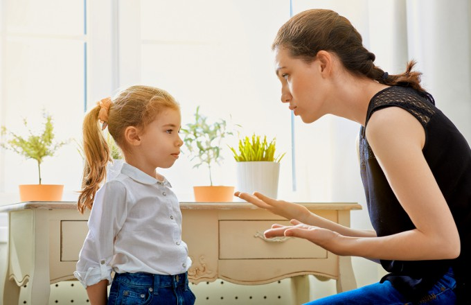 How and When To Say 'NO' To Your Child