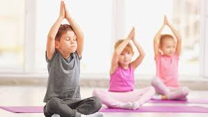 Kids Need Yoga As Much As Adults Need