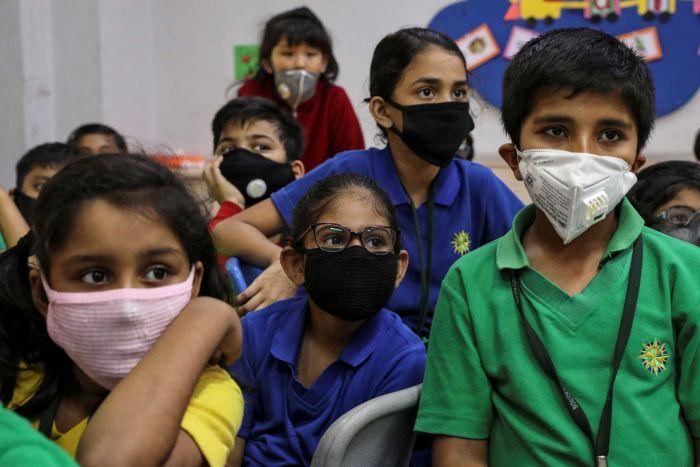 Managing Stress in Children during Corona Virus Lockdown
