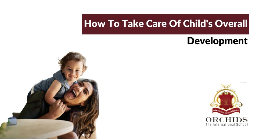 Tips for Child Development in First 5 Years