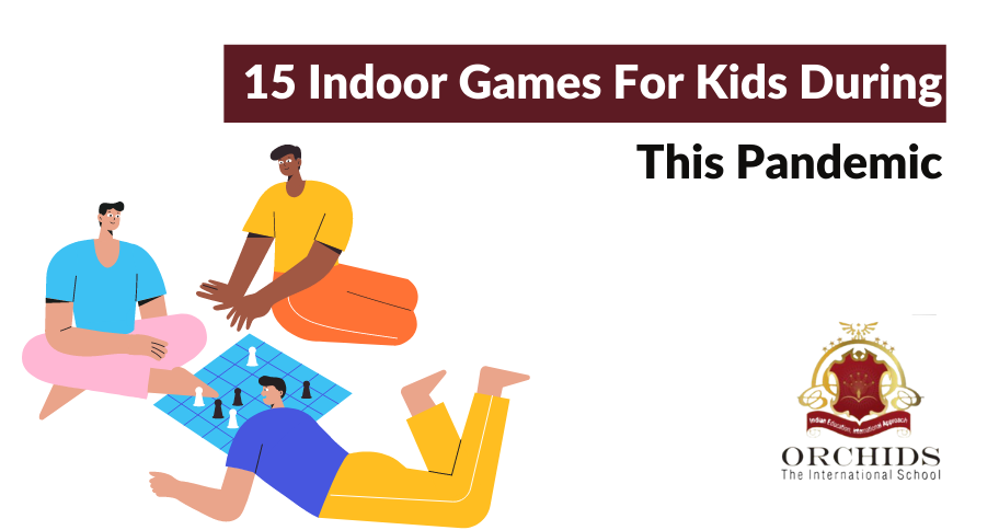 15 Indoor Games for Kids During This Pandemic