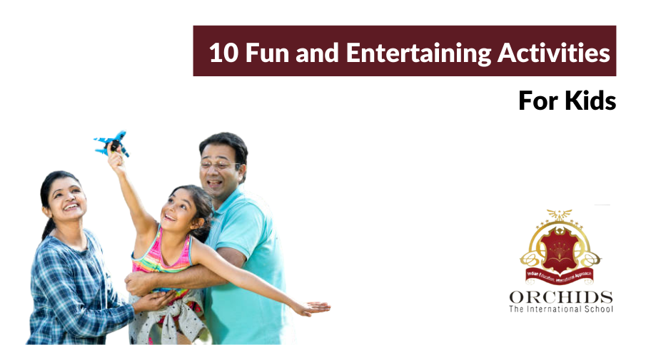 10 Fun and Entertaining Activities for Kids