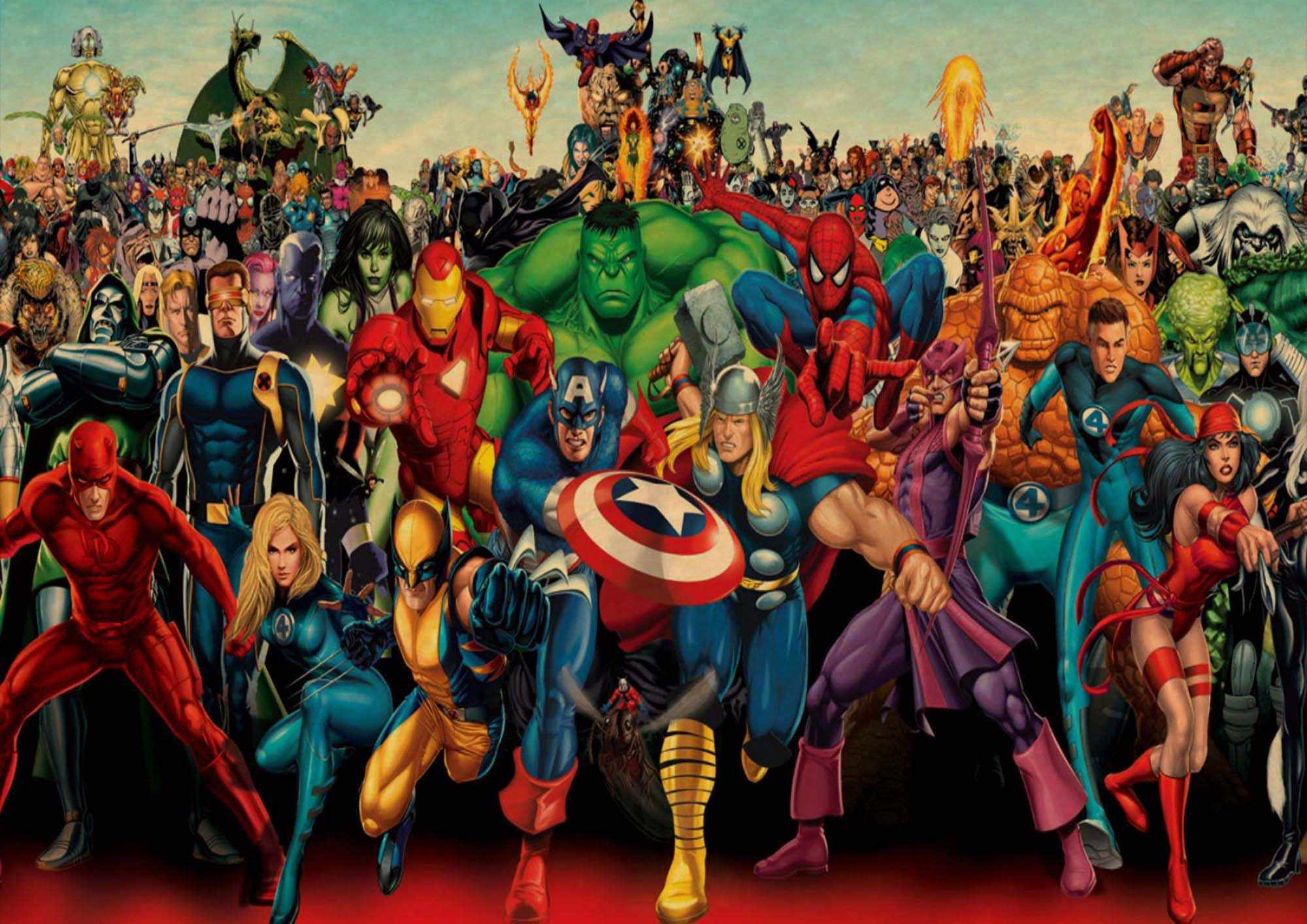Big Question: Which Comics Are Better? Marvel Or DC?