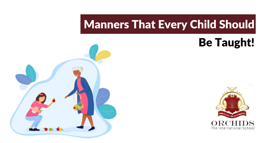 10 Basic Manners That Every Child Should Be Taught