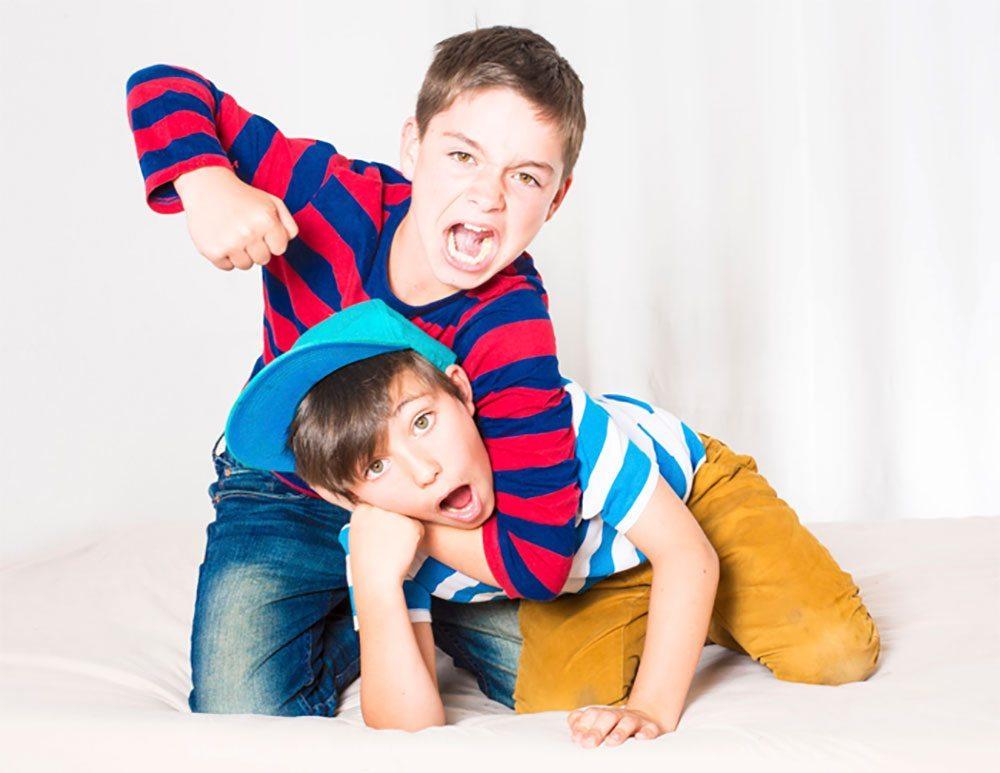 Handling Sibling-Rivalry The Mature Way