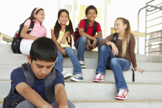 teen bullying has to be attented to at an early stage