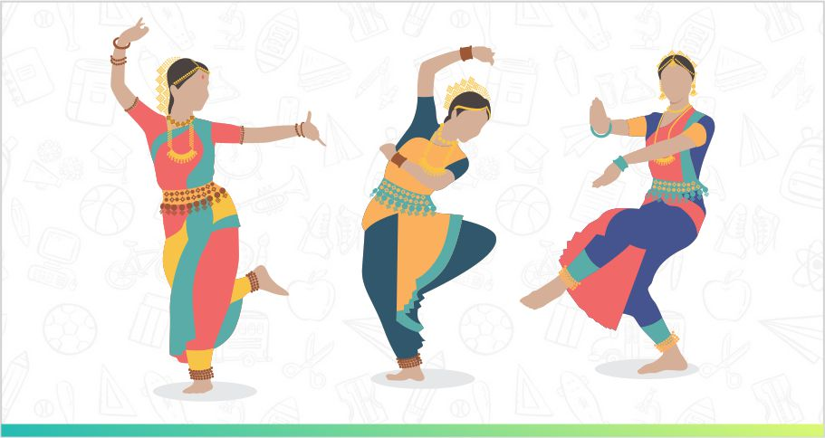 Indian dance, and music