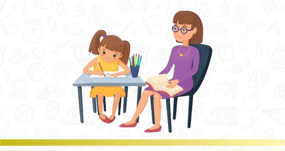 Online teaching struggles