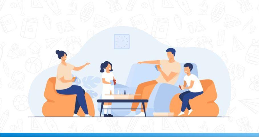 perform bonding exercises