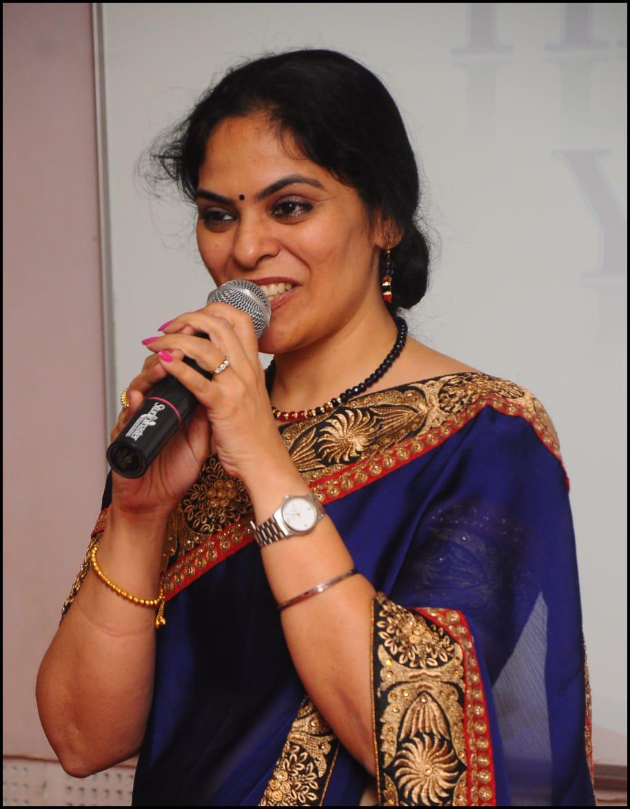 Principal Dr. Kavita Nagpal | CBSE Schools in Vikhroli