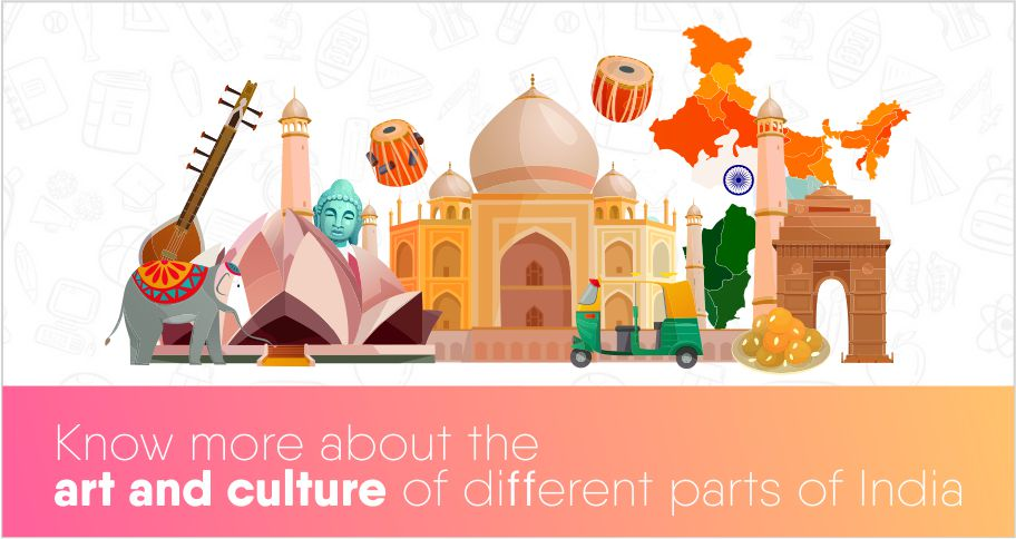 Know More About Indian Art And Culture