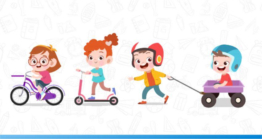 preschooler gains social skills which is vital for their development