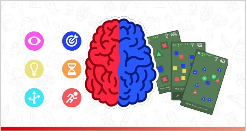 Brain exercises & games