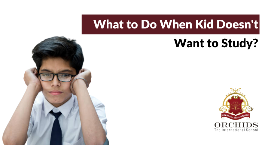 What to Do When My Kid Doesn't Want to Study?