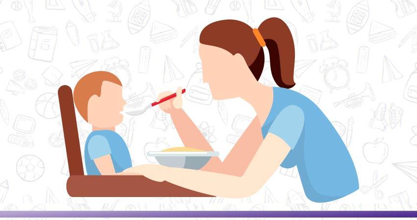 Kids eating habits | Regulate kids eating
