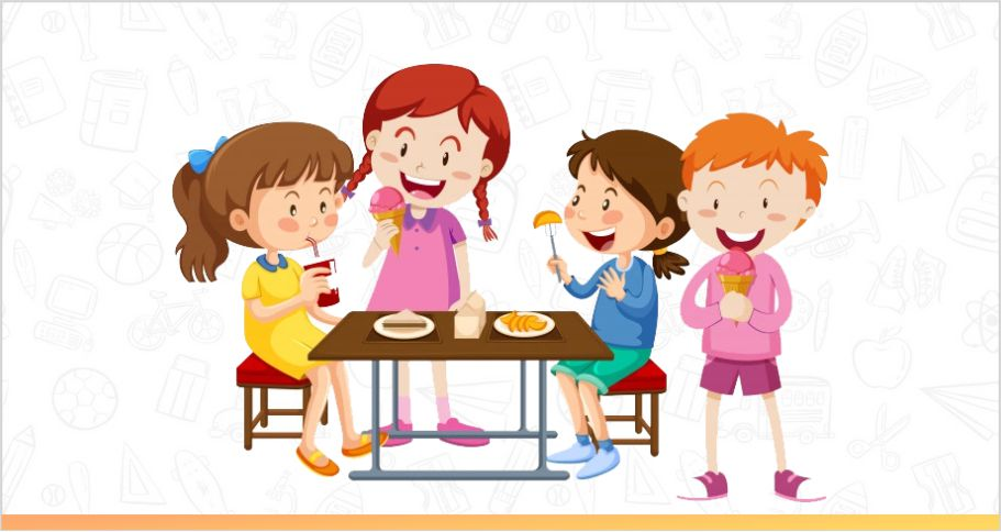 Weight gain in children can be encouraged by making smart choices when it comes to childhood nutrition