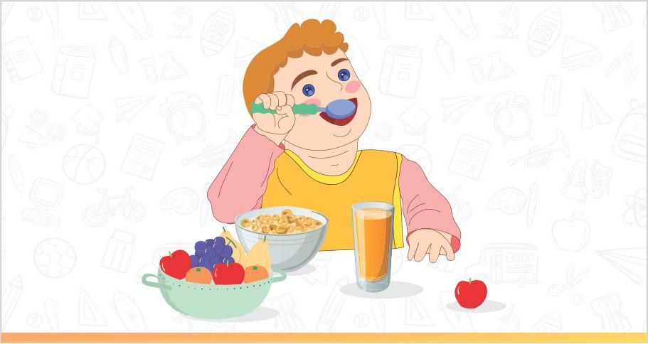 Adjusting nutrition demands during the early years, particularly after two years of age, is of utmost importance.