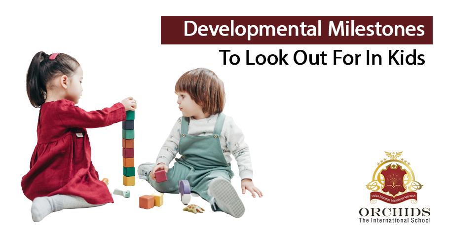 Key Child Development Milestones: Ages 1 to 5