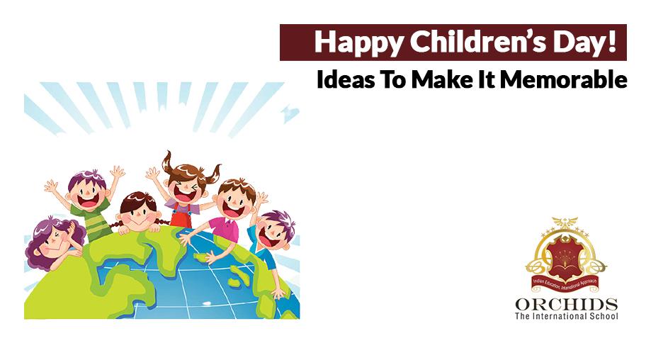 10 Children's Day Celebration Ideas
