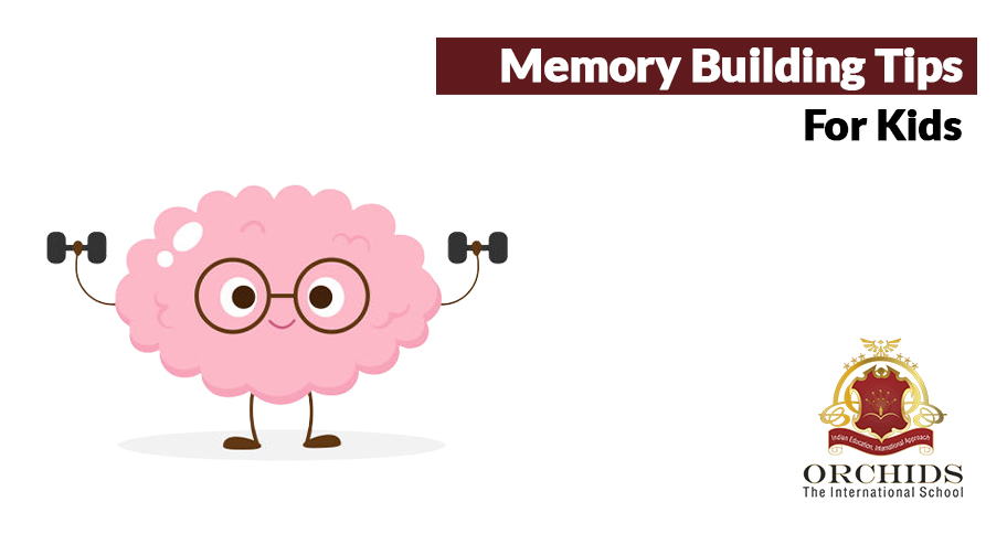 Sharpen Your Child's Memory the Right Way!