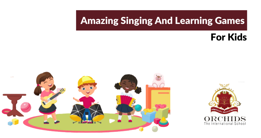 Amazing Singing And Learning Games For Kids