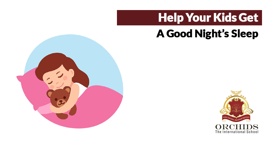 Help Your Child to Get Rid of Sleep Problems