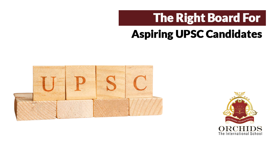 which is the right board for upsc candidates