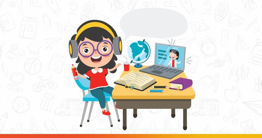 online preschool help the kids stay happy at home