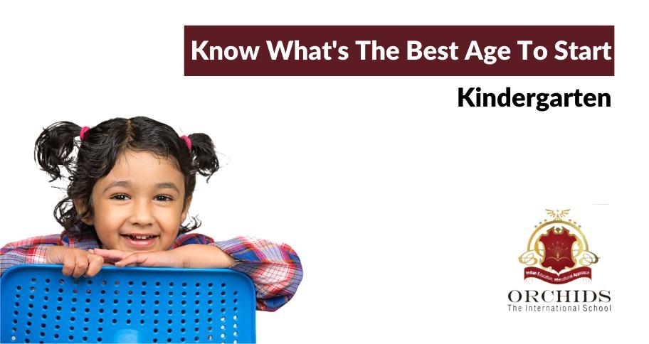 How To Determine The Best Age To Start Kindergarten