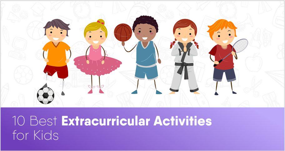 10 Best Extracurricular Activities for Kids
