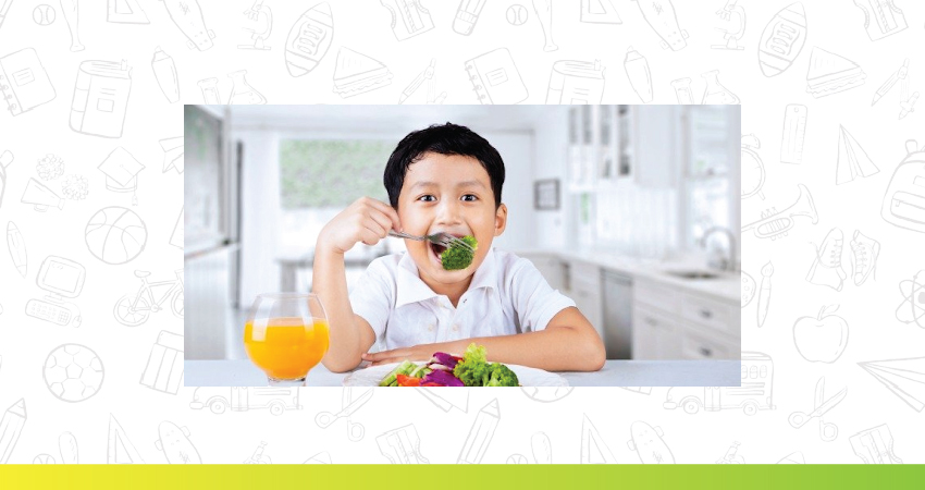 positive parenting through eating