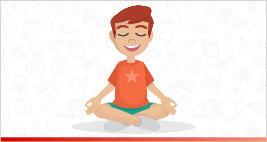 how to teach your child mindfulness through Meditation