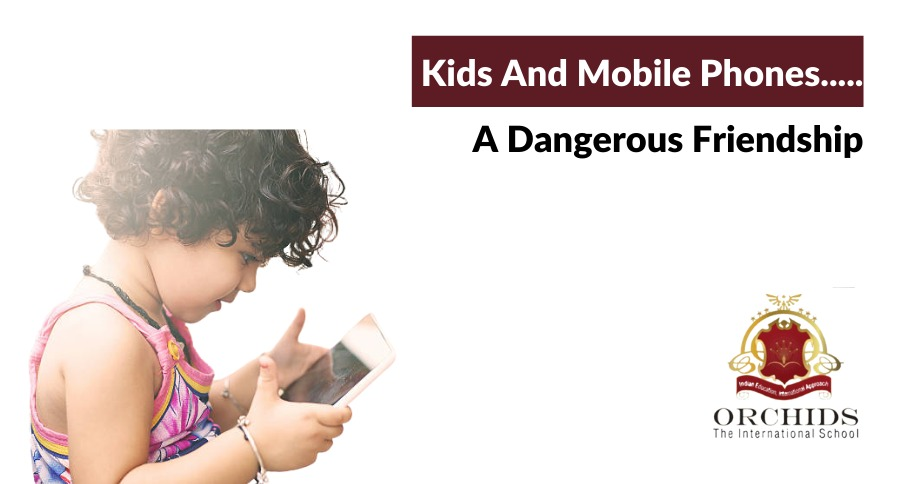 Top Parenting Tips To Help Kids Reduce Mobile Addiction